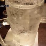ヒロキ - 麦水割り