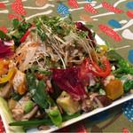 リトルイタリイ - 野菜サラダ
