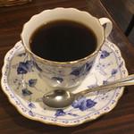 珈琲店 スパニョラ - 季節のコーヒー(エルサルバドル・エルモリノ)650円