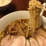 一丁 - チャーシュー麺 並 税込850円