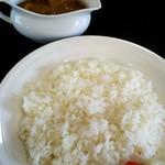 CBカレーキッチン - チキンカレー¥730