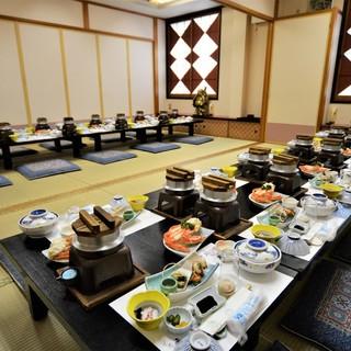 最大65名様までご対応!江南で宴会は「和食つかさ」まで。