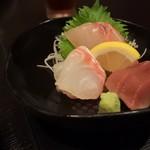 旬菜ふきよせ - 美味い刺身