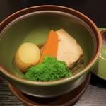 旬菜ふきよせ - 豚の角煮が美味い