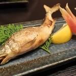 旬菜ふきよせ - 鮎も美味い