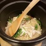 旬菜ふきよせ - 鯛めしが美味い