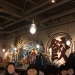 """肉汁餃子製作所ダンダダン酒場 - """"肉汁餃子製作所ダンダダン酒場西国分寺店店内"""""""