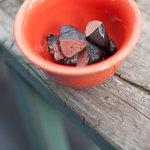 箱庭 - 鶏レバーの赤ワイン煮