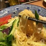 麺Dining セロリの花 - 細麺