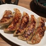 麺Dining セロリの花 - 餃子