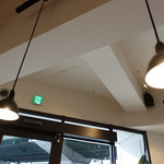 ザ リタ コーヒー - ☆シンプルな照明も◎☆