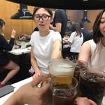空 鶴橋本店 - みんなで乾杯\(^o^)/