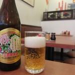 六福楼 - ビールは安い! (2017夏)