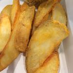 サブウェイ - オーブンポテト、チーズ