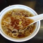 キッチンあべ - スープ