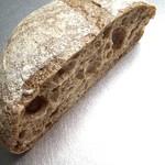 69875420 - ライ麦10%のお食事パン。