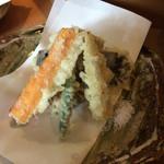 Kamakuramiyoshi - 鎌倉野菜の天ぷら