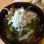 Kamakuramiyoshi - 釜揚げしらす丼