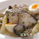 TXOKO - 北海道の冬の味覚を凝縮した『鱈のサルサベルデ』