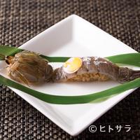 弘寿司 - 海老より数倍も甘くて驚く『生シャコの握り』