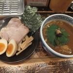 つけ麺専門店 三田製麺所 - 梅つけ麺860円&三田盛り300円がクーポンで無料(2017.6.15)