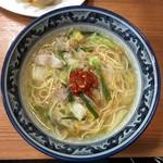 タンメン三吉 - 料理写真:
