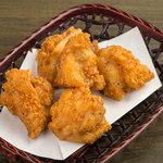 串特急 - 若鶏の唐揚げ黒コショウ