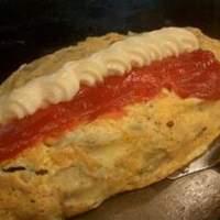 だいこんまん - 定番!モチモチの特製麺を使った『オムソバ☆』