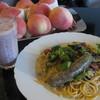 ルチアーノ - 料理写真:ハーブソーセージと夏野菜のパスタ1,800円(税別)