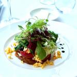 BISTRO MARX - 鰹のリヨン風サラダ