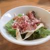 ピッツェリア セリコ - 料理写真:ランチセットのサラダ