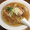 中華そば カリフォルニア - 料理写真:塩煮干そば