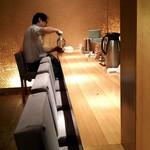 楽観 NISHIAZABU GOLD - 内観3