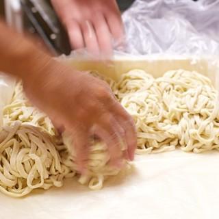 自家製生麺