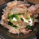 こふじもち - 料理写真:チーズやっこ(美味!)