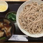 どん太 - 肉汁うどん(並盛り400g)780円