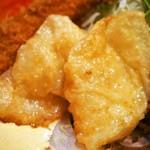 大富士 - 特A定食(白身魚フライ)