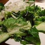 牛角 - 「チョレギサラダ」