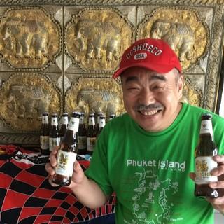 【タイのとりあえずBeer】シンハービール!!!