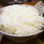 69887042 - ポークチャップ定食(ご飯)