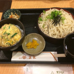 東京そば正家 - 日替定食¥830
