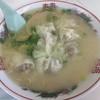 一九ラーメン - 料理写真:ワンタン麺