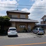 うなぎ 割烹 檜 - 店舗外観