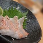 鮨処 竜敏 - キンキ炙り