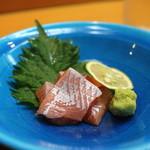 鮨処魚徳 - チップ