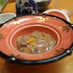 鮨処魚徳 - 自家製塩辛