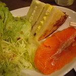 6989337 - ブッフェスタイルの食事