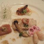 ル・ロサージュ - 料理写真:オードブル盛り合わせ