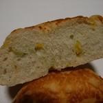 ラブズベーグル - 枝豆とコーンのベーグル