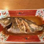 69890855 - 魚の煮付け。